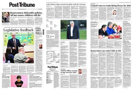 Post-Tribune – December 19, 2017