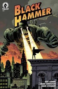 Black Hammer 002 (2016)