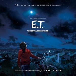 John Williams - E.T. The Extra-Terrestrial 35th Anniversary Remastered Edition, Soundtrack (1982/2017)