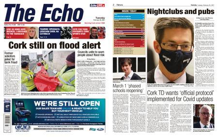 Evening Echo – February 23, 2021