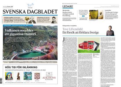 Svenska Dagbladet – 31 mars 2019
