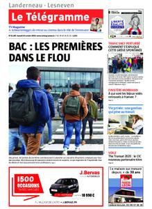 Le Télégramme Landerneau - Lesneven – 19 octobre 2019