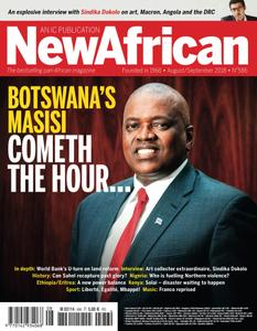 New African - August 2018