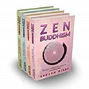 ZEN : 4 manuscripts Zen Buddhism 20 most influential sutras,Theory and Practice of Zen meditation