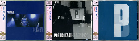 Portishead - Studio Albums 1994-2008 (3CD) [Japanese SHM-CD 2011] Re-Up