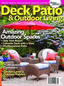 Deck, Patio & Outdoor Living - April 01, 2014