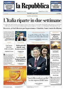la Repubblica - 18 Maggio 2021