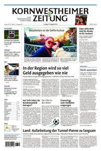 Kornwestheimer Zeitung - 10. August 2018
