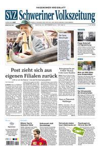 Schweriner Volkszeitung Hagenower Kreisblatt - 30. September 2019