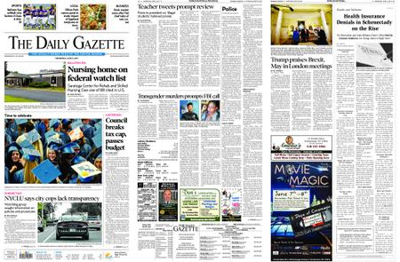The Daily Gazette – June 05, 2019