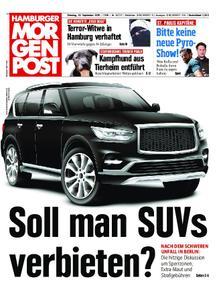 Hamburger Morgenpost – 10. September 2019