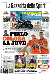 La Gazzetta dello Sport – 14 settembre 2020
