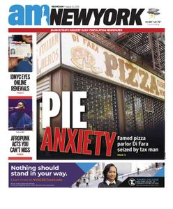 AM New York - August 21, 2019