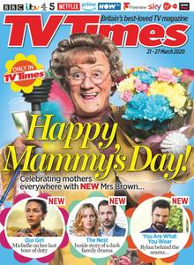 TV Times - 21 March 2020