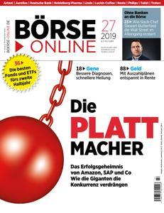 Börse Online - 06. Juli 2019