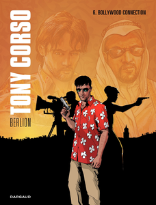 Tony Corso - Tome 6 - Bollywood Connection