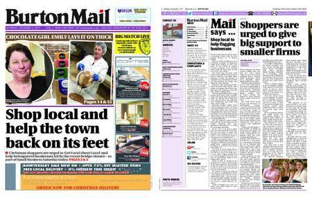 Burton Mail – December 02, 2017