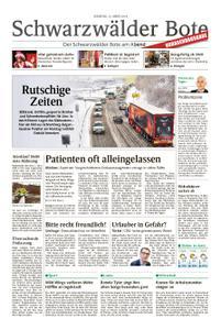 Schwarzwälder Bote Hechingen - 12. März 2019
