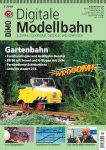 Digitale Modellbahn - Nr.3 2019