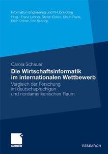 Die Wirtschaftsinformatik im internationalen Wettbewerb [Repost]