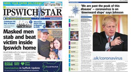Ipswich Star – May 01, 2020