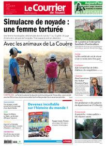 Le Courrier de l'Ouest Nord Anjou – 22 août 2019
