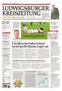 Ludwigsburger Kreiszeitung - 21. Dezember 2017