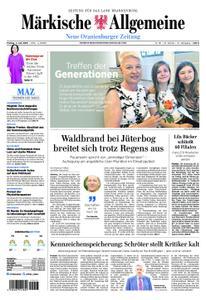 Neue Oranienburger Zeitung - 07. Juni 2019