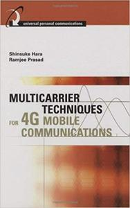 Multicarrier Techniques for 4G Mobile Communications (Repost)
