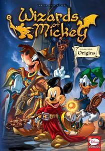 Wizards of Mickey v01-Origins 2020 digital Lil Salem