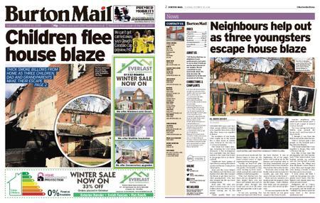 Burton Mail – October 30, 2018