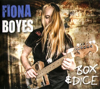 Fiona Boyes - Box & Dice (2015)