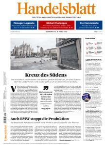 Handelsblatt - 19 März 2020