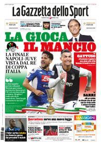 La Gazzetta dello Sport Roma – 17 giugno 2020