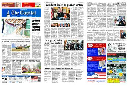The Capital – July 24, 2018