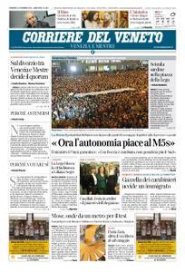 Corriere del Veneto Venezia e Mestre – 01 dicembre 2019