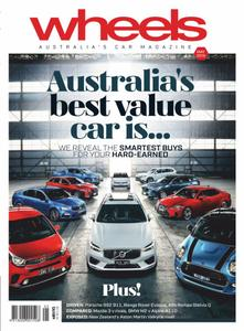 Wheels Australia - May 2019