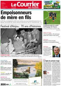 Le Courrier de l'Ouest Angers – 08 juin 2019