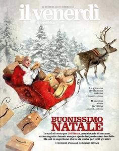 Il Venerdi di Repubblica - 24 Dicembre 2020