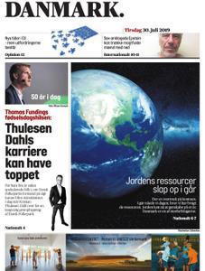 JydskeVestkysten Varde – 30. juli 2019