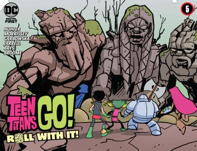 Teen Titans Go! Roll With It! 005 2020 digital Son of Ultron