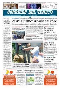 Corriere del Veneto Venezia e Mestre – 12 gennaio 2020