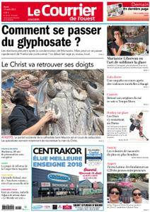 Le Courrier de l'Ouest Angers - 14 août 2018