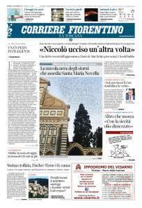 Corriere Fiorentino La Toscana - 12 Ottobre 2017
