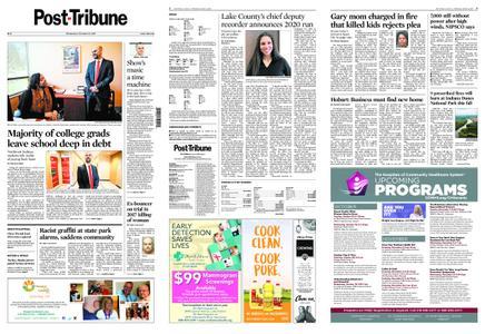 Post-Tribune – October 23, 2019