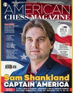 Chess Quarterly • American Chess Magazine • Issue #7 • Summer 2018