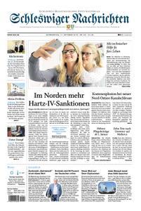 Schleswiger Nachrichten - 11. Oktober 2018