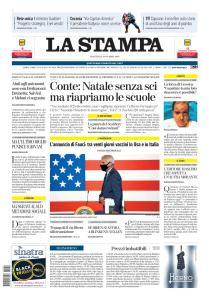 La Stampa Torino Provincia e Canavese - 24 Novembre 2020