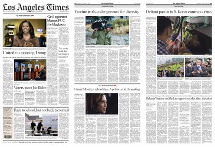 Los Angeles Times – August 18, 2020
