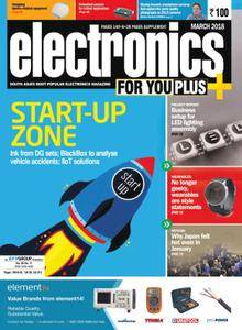 Electronics For You - April 2018